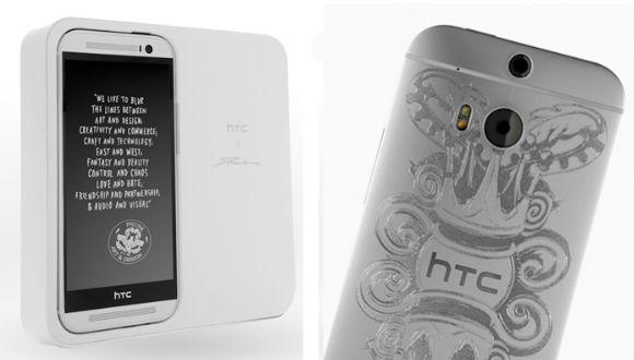 Singapur'dan Aykırı HTC One M8!