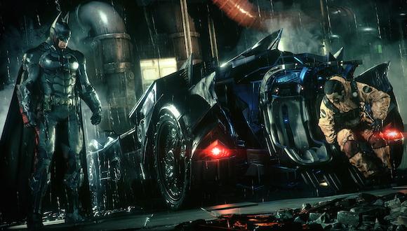 Batman: Arkham Knight Oynanış Videosu!