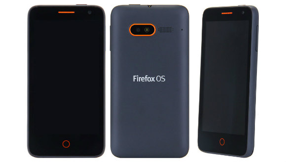 Mozilla'nın İlk Telefonu Flame Satışta!