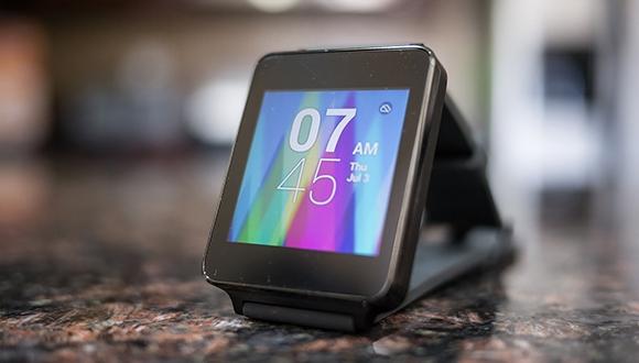 LG G Watch 2 Yakında Tanıtılabilir