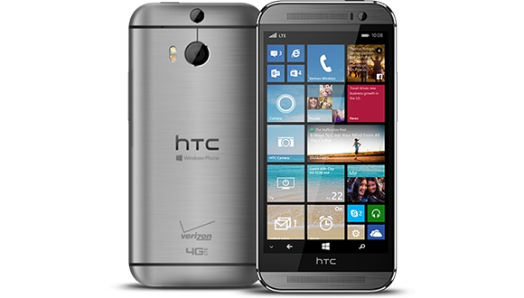 HTC One M8 for Windows Çıktı