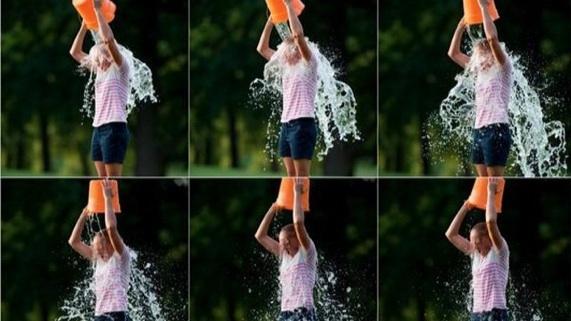 ABD Başkanları #IceBucketChallenge'da