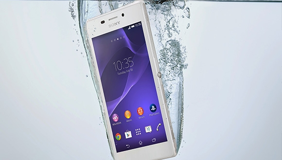 Sony Xperia M2 Aqua Tanıtıldı