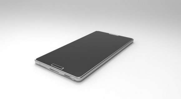 Samsung'tan 5.5 inç'lik Yeni Telefon