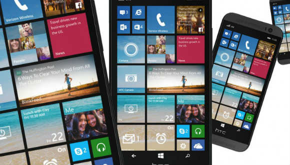 WP HTC One, Android'li Modeli Geçti!