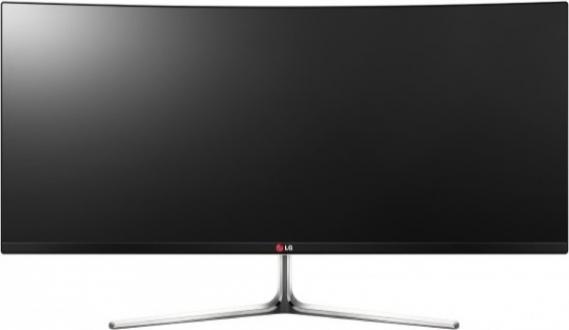 LG'den 21:9 Formatlı İlk Kavisli Ekran
