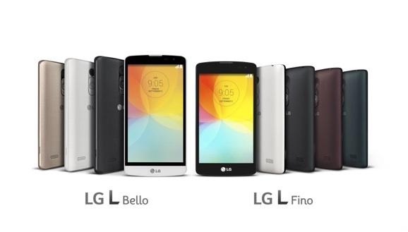 LG L Fino ve L Bello Duyuruldu