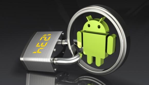 Android'de Şifrelemeyle Format Atın