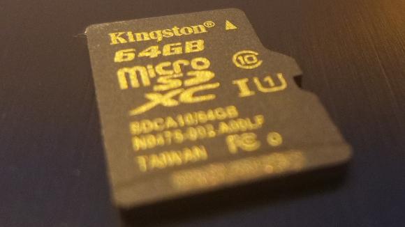 Kingston microSDXC 64 GB İncelemesi
