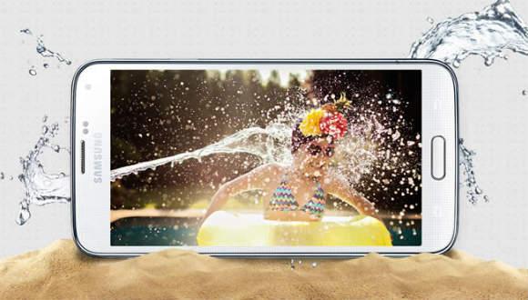 Galaxy S5'ten Buz Kovası İddiası!