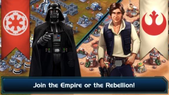 Star Wars: Commander'ı İndirin