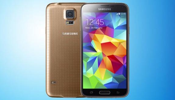 Galaxy S5 LTE-A Avrupa Yolunda