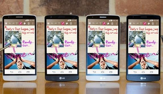 LG G3 Stylus Duyuruldu