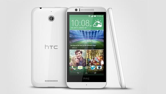 HTC Desire 510 Tanıtıldı