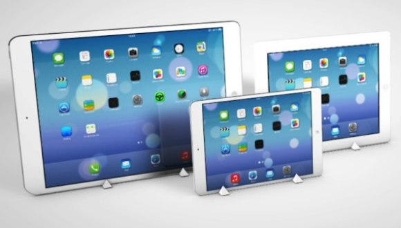 12,9 inç iPad Pro Yolda