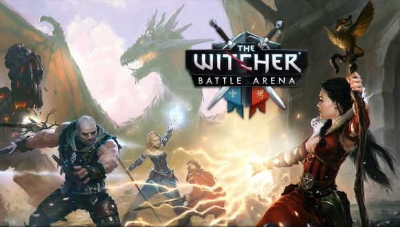 The Witcher MOBA Oldu (Video)