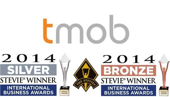 tmob, 3 Dalda Stevie Ödülleri'ne Layık Görüldü