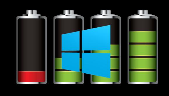 Windows Batarya Ömrünü Artırın