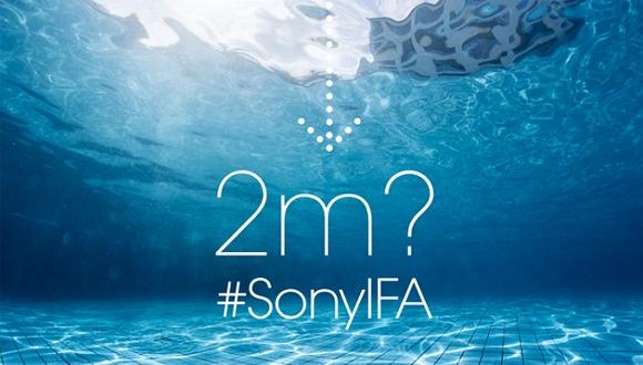 Sony Artık Suya Karşı Daha Dayanıklı!