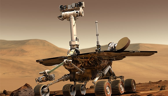 Dünya'dan Mars'a Format Atıldı