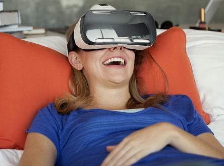 Doğum Anı Gear VR ile Çekildi