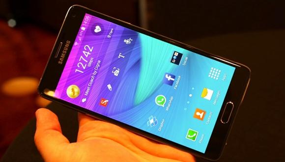 Galaxy Note 4 için Lollipop Yine Göründü