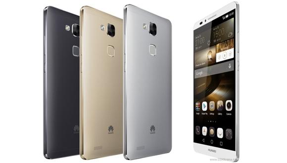 Huawei Ascend Mate 7 Tanıtıldı!