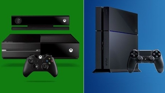 PS4'ten Xbox One'a Sevgilerle