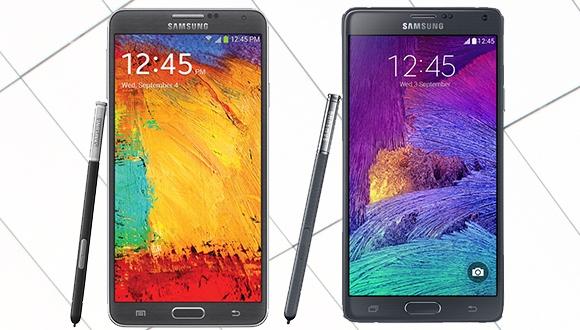 Galaxy Note 4 ile Note 3'ü Karşılaştırdık