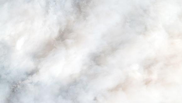 Orman Yangını Uzaydan Görüntülendi