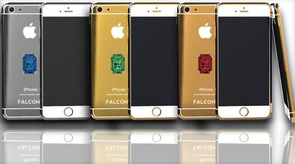 Milyon Dolarlık iPhone 6 Aksesuarı
