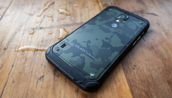 Galaxy S5 Active Avrupa Yolcusu