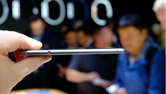 Yepyeni iPhone 6 Fotoğrafları