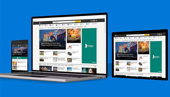 Microsoft MSN Yenilendi