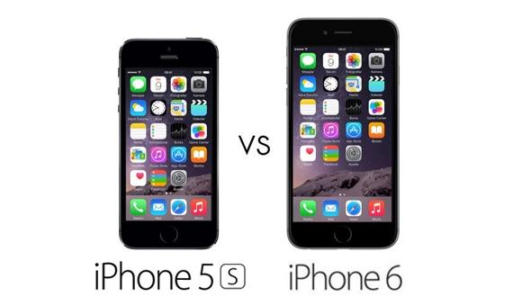 iPhone 5S ile iPhone 6'yı Karşılaştırdık