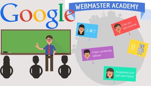 Google Webmaster Akademisi Başladı