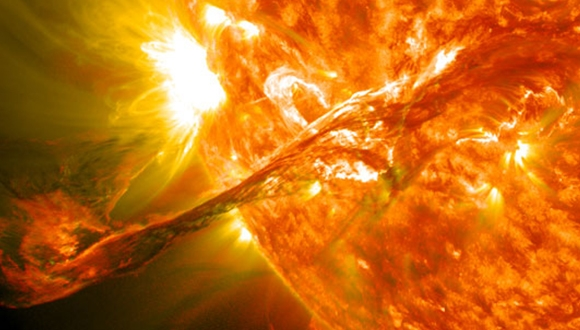 Güneş Patlaması Kablosuz Cihazları Etkileyecek!