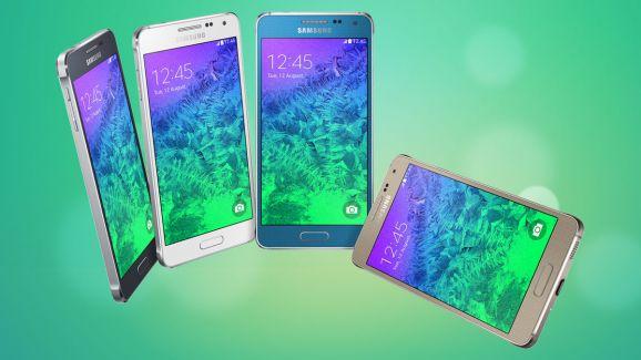 Samsung'dan Yeni Metal Telefon Hazırlıkları