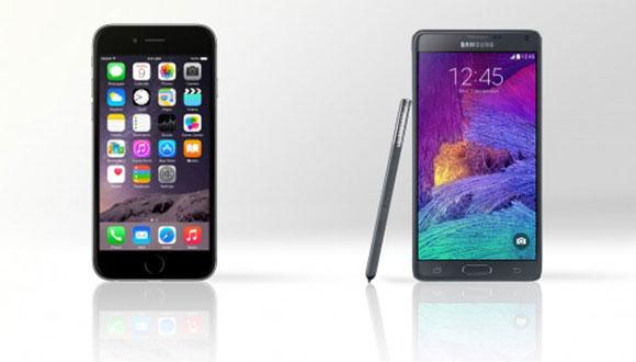 Samsung, Apple'a Taklitçi Diyor