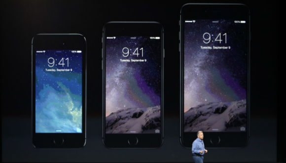 iPhone 6'da Tercih Uzay Grisi