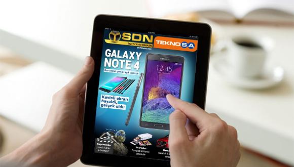 SDN Teknosa Magazin 77. Sayısı Yayında