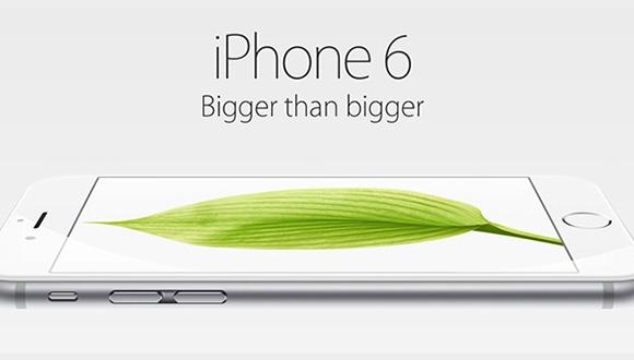 iPhone 6'dan Satış Rekoru!