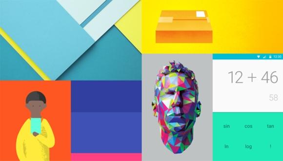 Google Material Design'a Altın Ödül