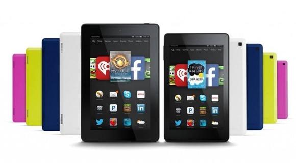 Kindle Fire HD 6 ve Fire HD 7 Tanıtıldı