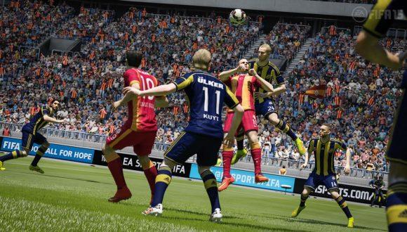 FIFA 15'i Bugün Oynayın