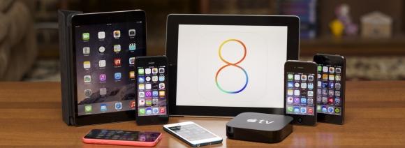 iOS 8 Benimsenme Oranı Artıyor!