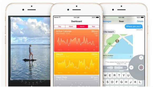 Gölgede Kalan 8 Önemli iOS 8 Yeniliği