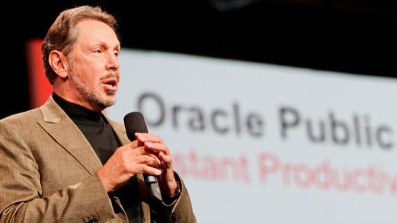 Oracle'ın CEO'su Değişti