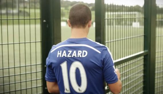 FIFA 15 Eden Hazard Videosu