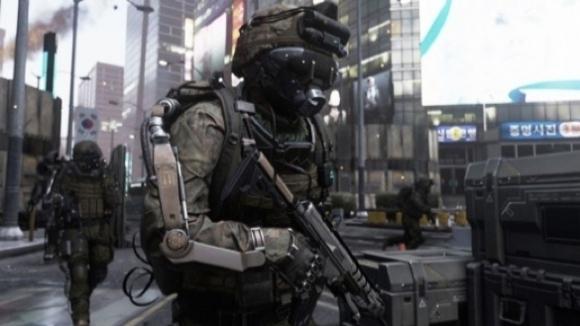 CoD: Advanced Warfare Çizimleri